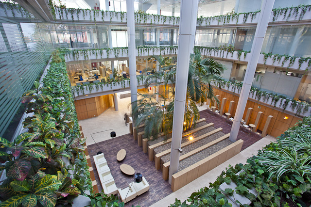 Interiores exteriores - Trade center sant cugat ...